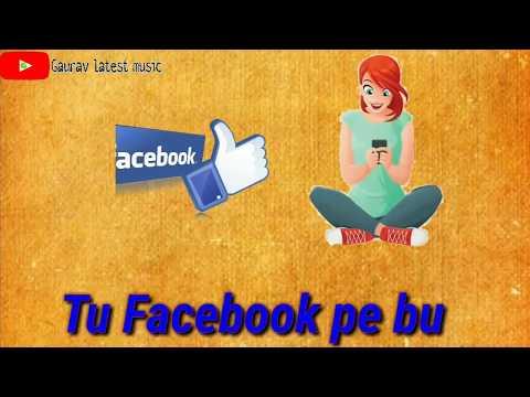 Tu facebook pe busy reh (sara din setting chale se) whatsapp status