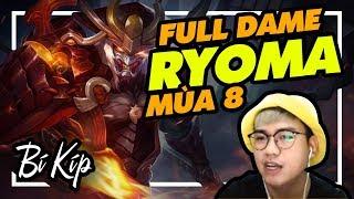 Tùng Xeko - RYOMA FULL DAME MÙA 8 WIN GAME CỰC EASY | Tùng Xeko Channel