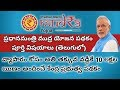 Mudra loan details in telugu || Telugu tech and info