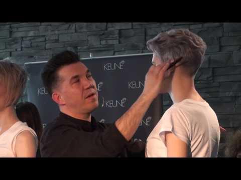 STEVO hair academy - L&L seminar, Hairstyle News 2017 - Zagreb - Croatia