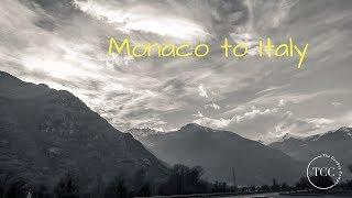 10. Monaco and Italy