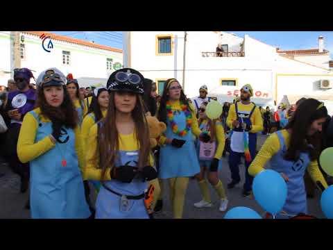 Campanário TV: O desfile de Carnaval em Bencatel - 2018