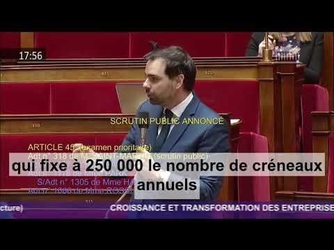 Nuisances aériennes : Amendement de Laurent Saint-Martin pour la protection des riverains d'Orly