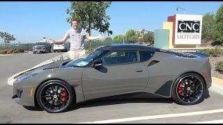 The 2020 Lotus Evora GT Is the Next Level of Evora