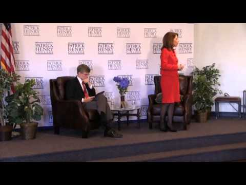 Patrick Henry College Newsmakers Interview | Michele Bachmann