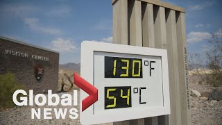 Heat dome, megadrought, set stage for record wildfire season in Western US