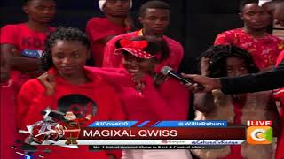10 over 10| Magixal qwiss exclusive on 10 over 10