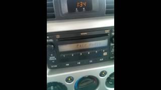 كيفية ضبط بلوتوث مسجل اف جي كروزر على جهازين FJ Cruiser