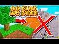 MY ISLAND GOT RAIDED AGAIN... | Minecraft Skyblock | VanityMC | Space [5]