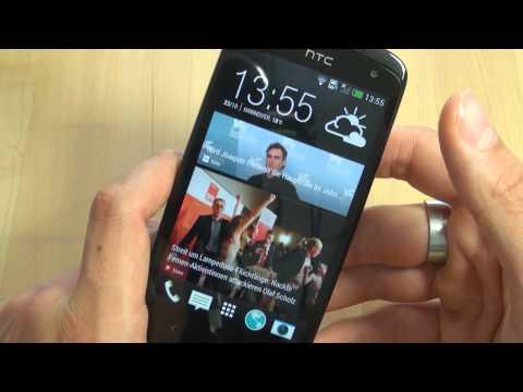 HTC Desire 500 - Bedienung - Teil 2