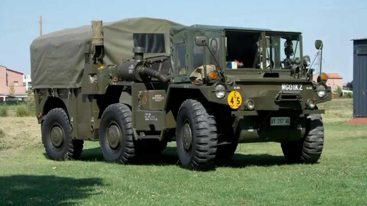 Ambulance For Sale >> GAMA GOAT 6x6Truck cargo M 561 - YouTube