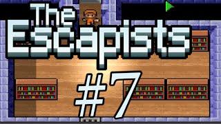 ТЮРЕМНАЯ ЖИЗНЬ! The escapists #7