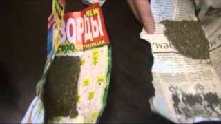 У пассажира маршрутки Волгоград-Иловля найдены наркотики