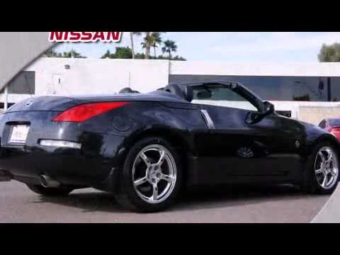 2006 nissan 350z grand touring in phoenix az 85014 youtube. Black Bedroom Furniture Sets. Home Design Ideas