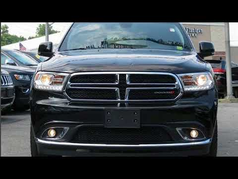 2015 Dodge Durango Limited in Yonkers, NY 10710 - YouTube