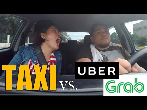 USAPANG TAXI VS. UBER/GRAB (Relate ka dito) | LC Learns #105