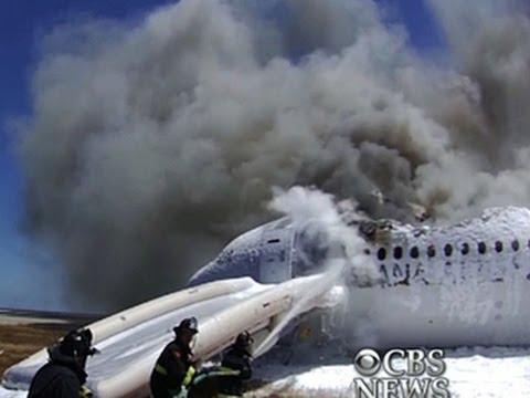 Warning system failed in Asiana SFO crash, report says