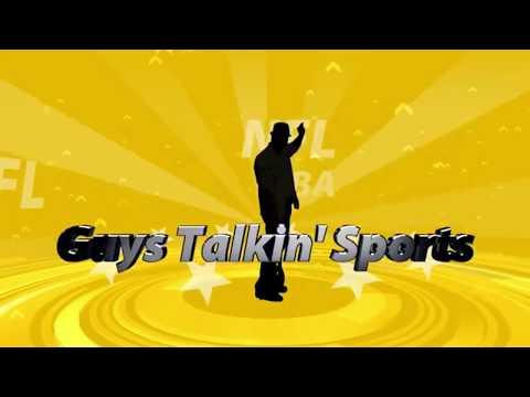 Guys Talkin Sports Ep. 116 - Twitter Sweeps