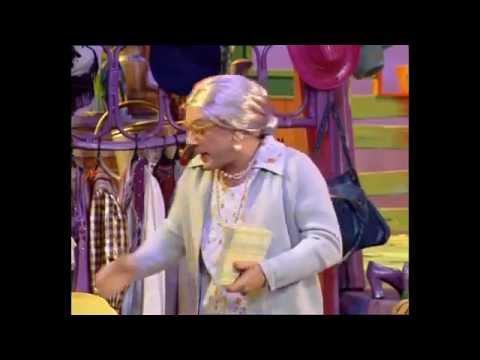 דתיה בן דור כתבה והלחינה: DVD מחסן השטוזים של דתיה — סבתא מינה מבנימינה