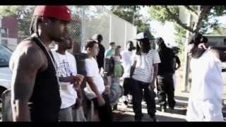 Смотреть клип Joe Blow Ft. Cookie Money & Aj - The Mob