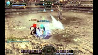 Dragon Nest PvP Хранитель(Килдрон) vs Хранитель(Данте077)
