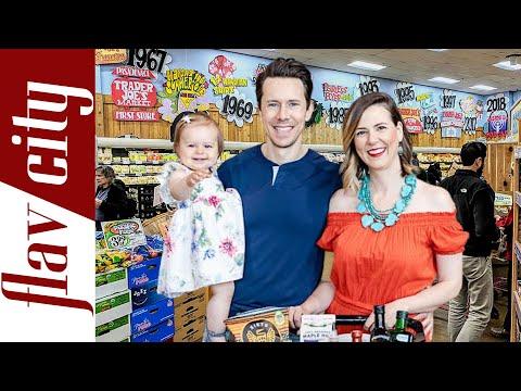 Trader Joe's Family Haul - Shop With Us