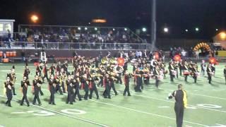 Schaumburg High School Marching Band 2015