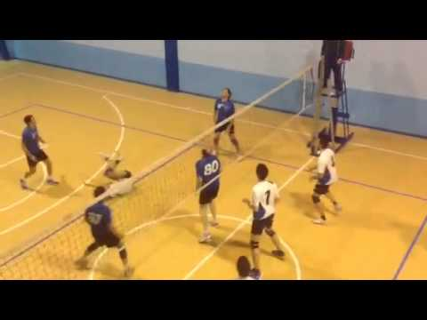 Fortes vs ASO Cernusco - 3° set