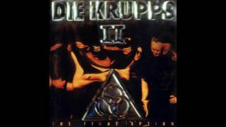 Watch Die Krupps The Final Option video