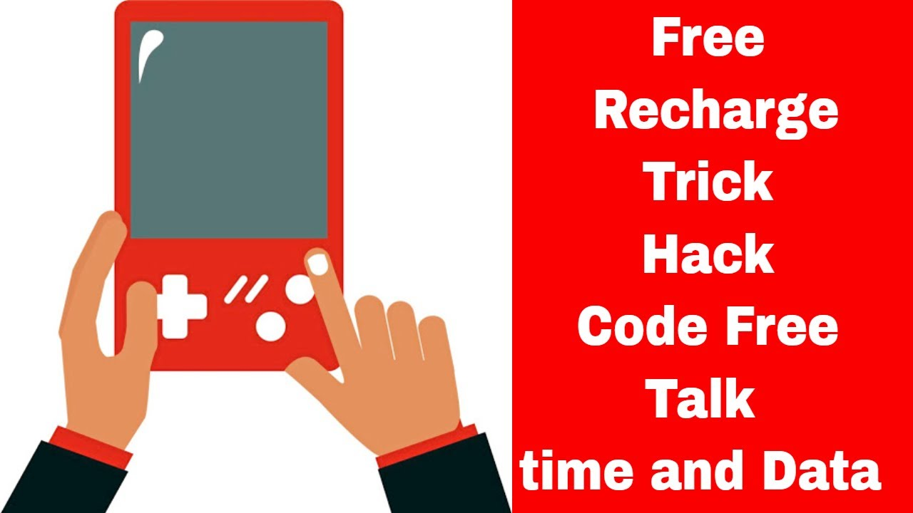 Vodafone Free Recharge Trick Hack Code Get Free Talk time and Data June 2019