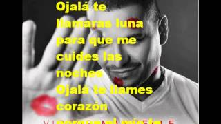 VIctor Manuelle Ft Gocho - Me llamare Tuyo LETRA LYRICS