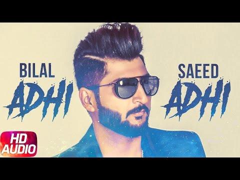 Adhi Adhi Raat ( Full Audio Song ) | Bilal Saeed | Twelve | Speed Records