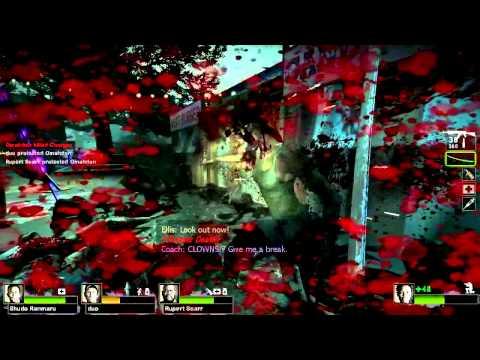 i fail game: Left 4 Dead 2 - Dark Carnival - Normal - Part 3/3