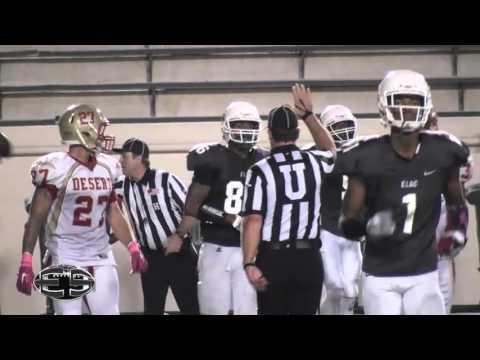 ELAC Huskies vs College of the Desert  Football  - 2nd Half
