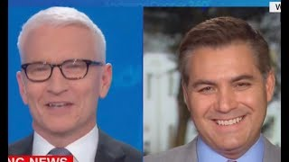 Jim Acosta Andamp Anderson Cooper Hilariously Mock Trump Over Greenland