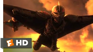 How to Train Your Dragon 3 (2019) - Glider Rescue Scene (6/10) | Movieclips