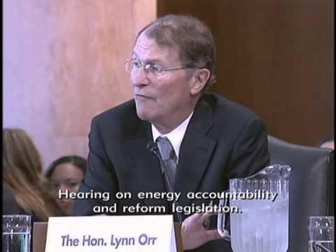 """Senator Alexander at Energy & Natural  Resources Committee hearing"" : 6-9-2015"