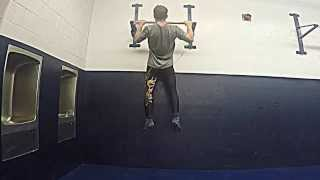 Regular Pull-Ups Too Easy?  Try the Sways - Advanced Bodyweight Fitness