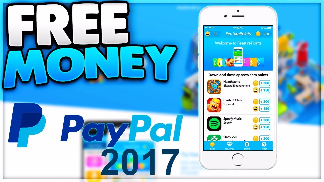 Free Paypal money with Qmee 2017