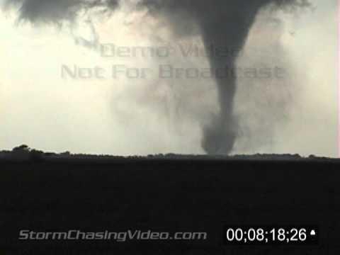 8/7/2010 Wilkin County, MN Raw Tornado Video