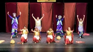 Bollywood, bhangra, and giddha - Rhythms of India - SGCS Diwali 2013