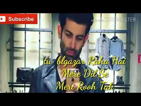 Ek Deewana Tha Shiv song || Tu Guzar Raha Hai Mere Dil Se || WhatsApp status video.