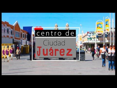 El Centro de ciudad Juárez   ALEX DI