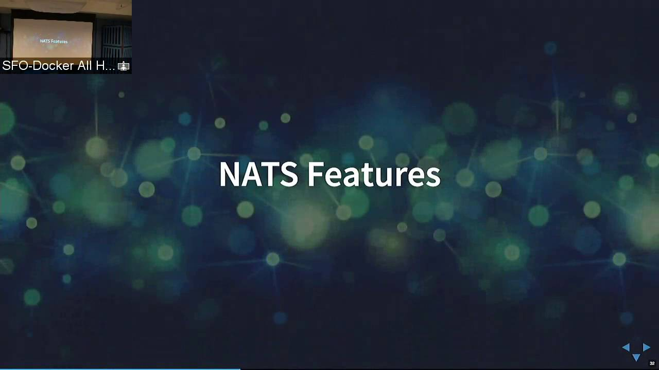Using NATS Messaging with some of your favorite Golang tools