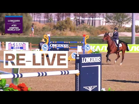 RE-LIVE | Welcome Stake | Longines FEI Jumping World Cup™ NAL 2019/20 | Thermal