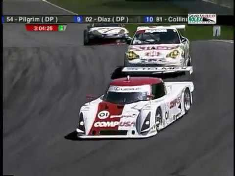 Rolex Sports Car Series 2004 6 Hours of Mont-Tremblant (highlights)