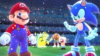 Mario & Sonic at the Olympic Games Tokyo 2020 - Story Mode Ending + Final Boss Events