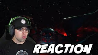 Reacting to Rise of Skywalker Palpatine Talks to Kylo NEW TRAILER!