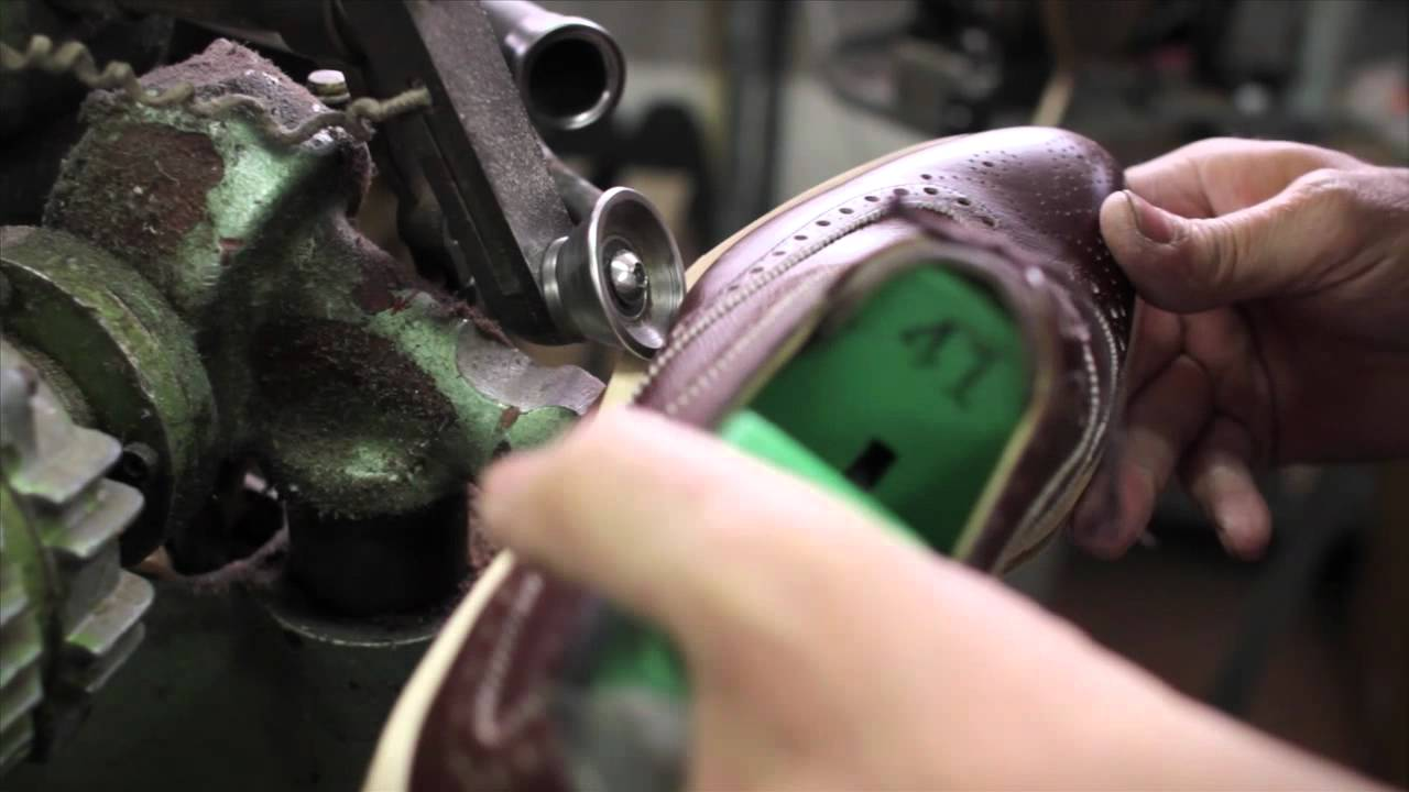 Scarosso - Workshop in Italy - Handmade Shoe Production