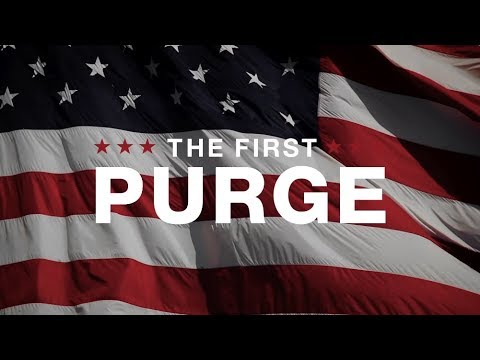 The First Purge Announcement - In Cinemas July (Universal Pictures) HD